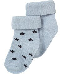 Noppies NAPOLI 2 PACK Chaussettes grey blue