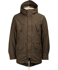 Jack & Jones Parka olive night
