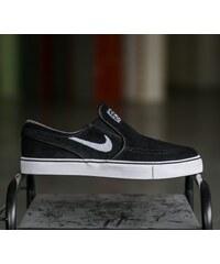 Nike Zoom Stefan Janoski Slip Black/ White