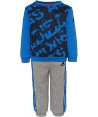 adidas Performance MINI ME ATHLETICS Trainingsanzug blue/black