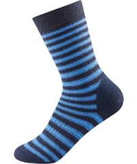 Devold Multi heavy dětské ponožky mistral stripe 28 - 30