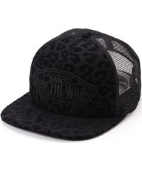 Vans G Beach Girl Trucker Leopard Black/Black