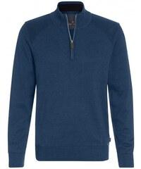 Paul R.Smith Herren Pullover Sweatshirt Comfort bequem blau aus Baumwolle