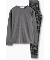 Esprit Pyžamo z měkkého žerzeje, směs bavlny