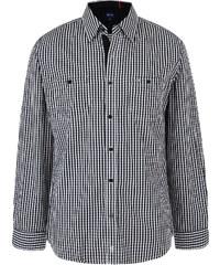 GEAR Pánská košile FILM regular fit - černá