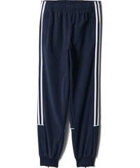 Dětské kalhoty adidas Yb Chal Kn Pa C modrá