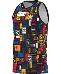 Pánské tílko adidas Street Grp Multicolor Tank