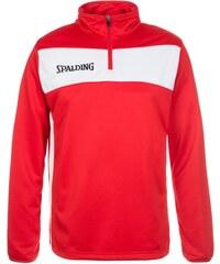 Spalding EVOLUTION II Sweatshirt red/white