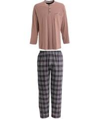 Götzburg SET Pyjama deep taupe