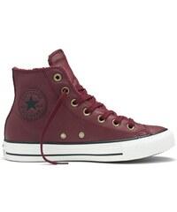 Dámské boty Converse Chuck taylor All star maroon/black 36