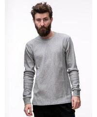 Nike SB Long Sleeve Thermal Dark Grey Heather Dark Strata Grey