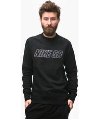 Nike SB Everett Reveal Crew Black White