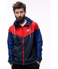Nike NSW Windrunner Jacket Obsidian White