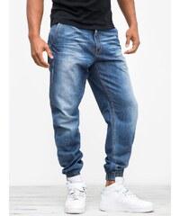 SSG / Smokestory 16 Classic Regular Jogger Jeans Blue Washed