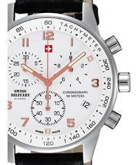 Swiss Military by Chrono Swiss Military SM34012.11 Chronograph 5 ATM, 41mm