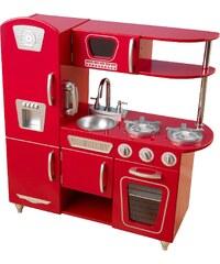 Kidkraft Retro kuchyňka - červená