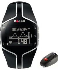 Polar - FT 80 Black + běžecké čidlo S1 + Flowlink