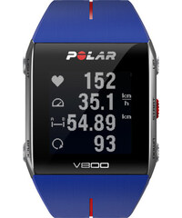 Polar - V800 GPS Running Pack - modrý