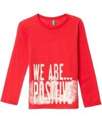 Benetton T-shirt - rouge