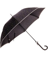 Lollipops Parapluie à motif étoilé - noir