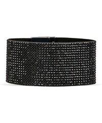 Morgan Bracelet manchette - noir