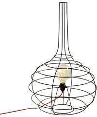 Tung design Globo - Lampe à poser - noir