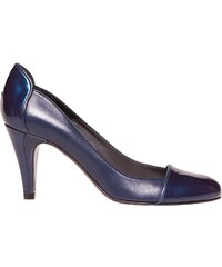Bichette Laelle - Escarpins en cuir - bleu