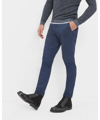 Ted Baker Tapered fit chinos Dunkelblau