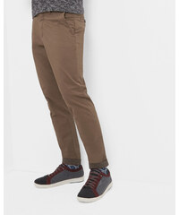 Ted Baker Tapered fit chinos Braun