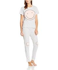 Women'secret Damen Zweiteiliger Schlafanzug CO Smile PJ TG
