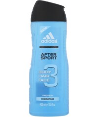 Adidas 3in1 After Sport 400ml Sprchový gel M