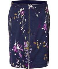Heine - Best Connections Skirt, blue-multicolour