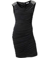 CLASS INTERNATIONAL Shapewear evening gown, black