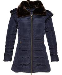 Baťa Dámská zimní bunda s kožíškem