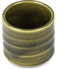 MIJ Miska na saké Sake Cup vysoká zelená