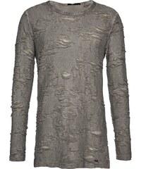 Tigha Langarmshirt im Destroyed Look Johny