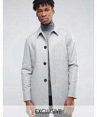 Noak - Woll-Trenchcoat - Grau
