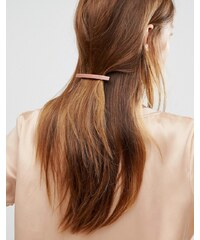 Pieces - Din - Hairspange - Rosa