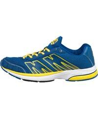 More Mile Mens London Pro Strike Neutral Running Shoe Blue/Black/Yellow
