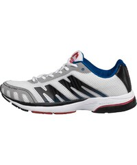 More Mile Mens London Pro Strike Neutral Running Shoe White/Black/Blue