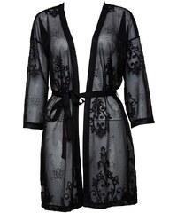 Vila Womens Roxanne Kimono Black