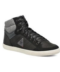 Le Coq Sportif - Portalet Mid Craft Lea/Felt - Sneaker für Herren / schwarz