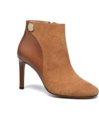 Carven - Bottines Resonnance - Stiefeletten & Boots für Damen / braun