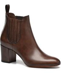 Santoni - Venus 65 - Stiefeletten & Boots für Damen / braun