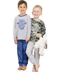Taro Chlapecké pyžamo Jáchym modré