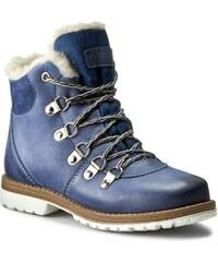 Turistická obuv MIDO - 468 Modrá