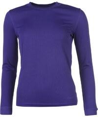 Termo tričko Campri dám. fialová