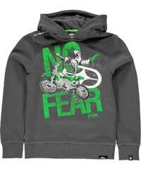 Mikina s kapucí No Fear dět.