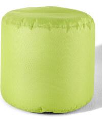 bpc living Sitzkissen Altona, klein in grün von bonprix
