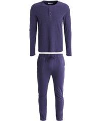 Pier One Pyjama grey/blue